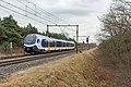 Wolfheze NSR Flirt 2213 trein 7550 Ede-Wageningen (31429788922).jpg