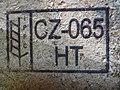 Wooden pallet - TAG ID - palette bois de manutention - Alain Van den Hende - licence CC40 - SAM 2734.jpg