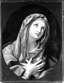 Workshop of Guido Reni - The Mourning Virgin - Walters 37492.jpg