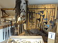 Wy-dit-Joli-Village (95), musée de l'Outil, collections, étage, travée 1a.JPG