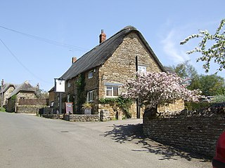 Sibford Gower village and civil parish in Cherwell district, Oxfordshire, England