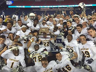 Xaverian Brothers High School - 2015 Super Bowl Champions