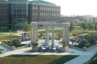 University of Illinois at Springfield - The Colonnade