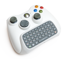 xbox accessories chatpad info