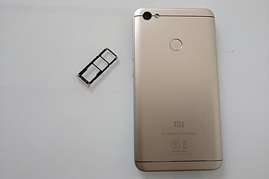 Xiaomi redmi note 5a wikipedia back side of redmi note 5a prime stopboris Images