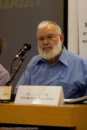 Yaakov Amidror - Yaakov Amidror in 2009