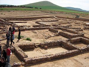 Granátula de Calatrava - Oreto and Zuqueca archaeological site