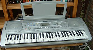 Yamaha Pro Keyboards
