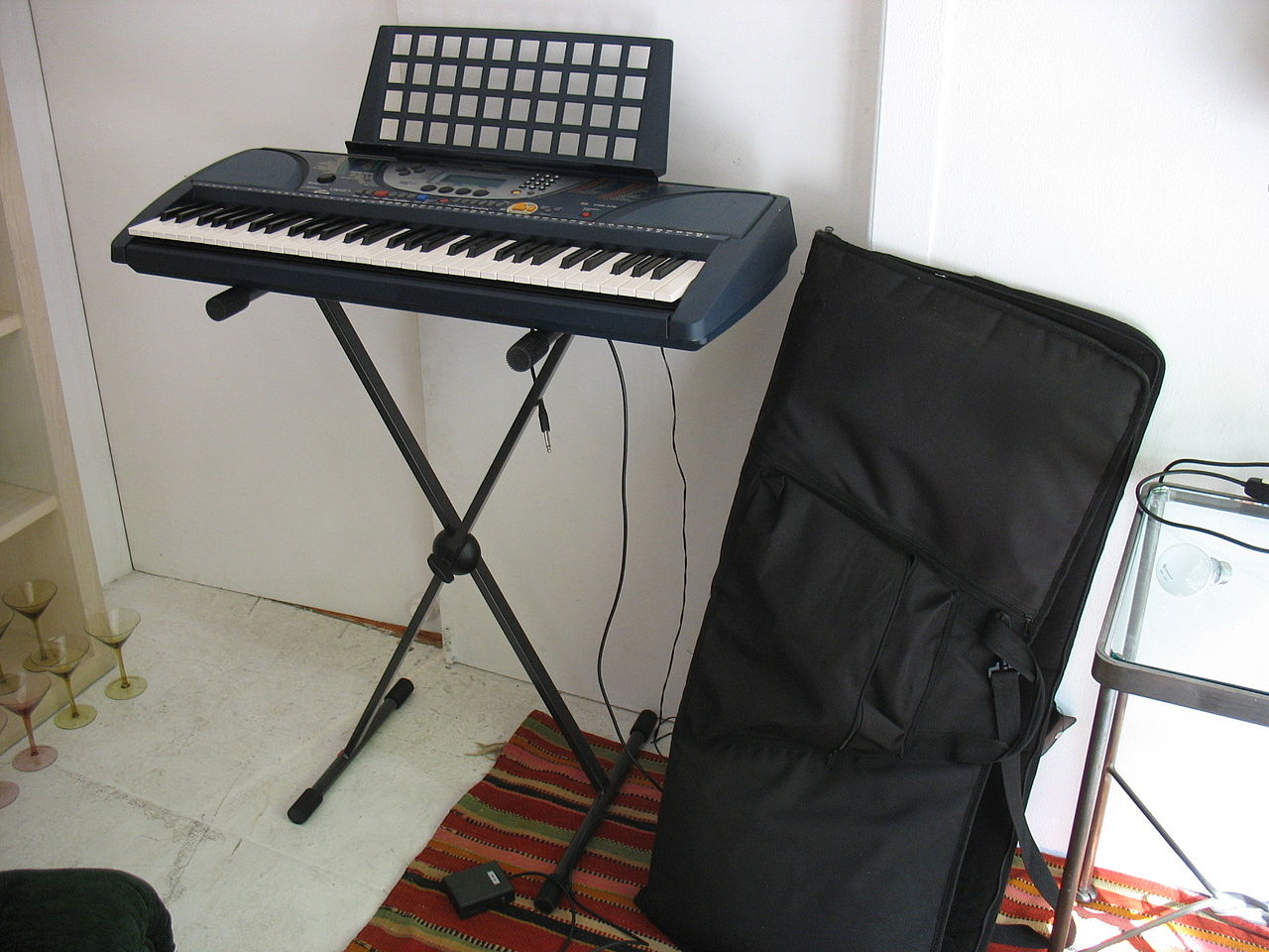 Yamaha Keyboard Stand Pkbx Instructions