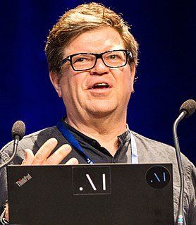 Yann LeCun computer scientist working in machine learning and computer vision