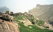 شبه الجزيرة العربية 220px-Yemen_landscap