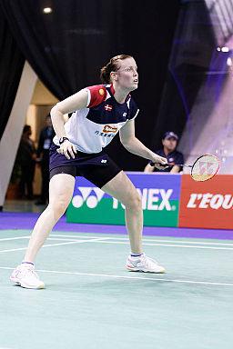 Yonex IFB 2013 - Eightfinal - Johanna Goliszewski - Birgit Michels — Christinna Pedersen - Kamilla Rytter Juhl 02