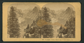 Yosemite Valley North and South Domes, Cal, by Littleton View Co..png