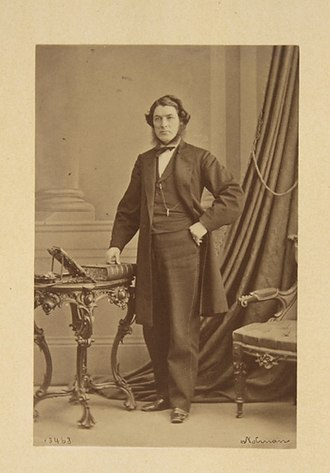 Charles Tupper - Tupper in 1865