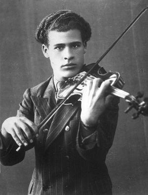 Mahmoud Zoufonoun - Mahmoud Zoufonoun in his early 20's, circa 1940.