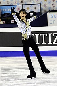 Yuzuru Hanyu at Grand Prix Final 2014.jpg