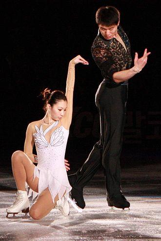 Zhang Dan - Zhang and Zhang in 2009.