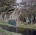 Zicht op woningen aan het water - Waddinxveen - 20375488 - RCE.jpg
