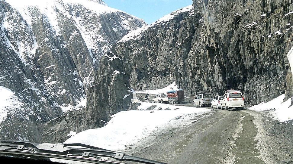 Zoji La - Jammu And Kasmir