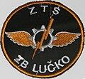Zrakoplovna tehnicka satnija Zrakoplovna baza Lucko 1209 o.jpg
