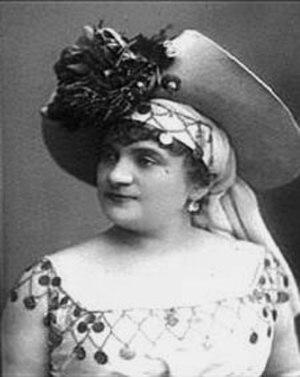 Zulma Bouffar - Zulma Bouffar