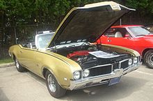 1969 Oldsmobile 4 2 Convertible