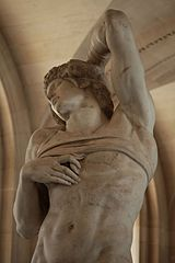an analysis of the importance of the dying slave sculpture by michelangelo