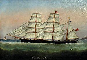 Édouard Adam - 'Menai Straits' off Cape de la Heve.jpg