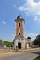 Église Notre-Dame du Mesnil-sur-Blangy. Vue ouest.jpg
