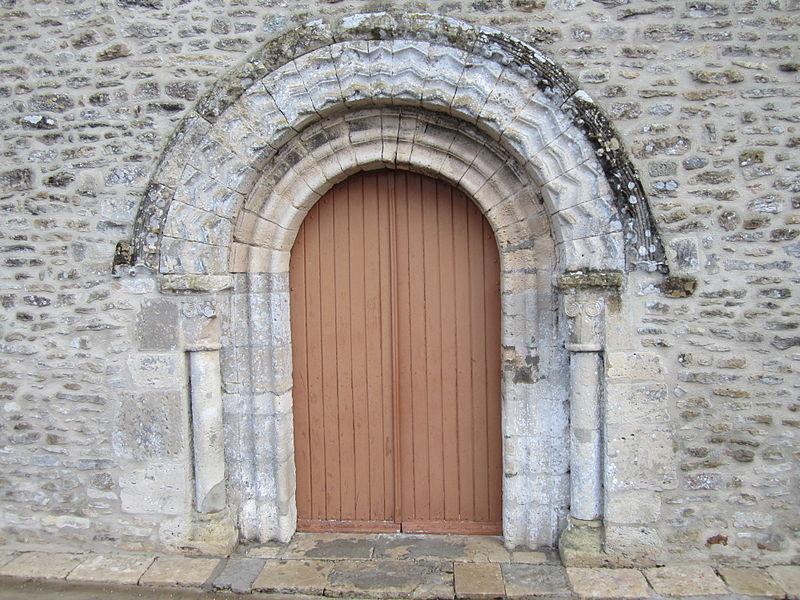 Église Saint-Pierre du fr:Le Ham (Manche)
