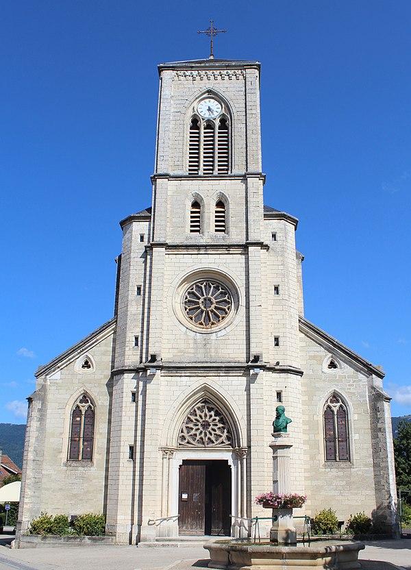 Photo de la ville Champagne-en-Valromey