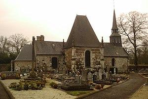 L'église Saint-Symphorien.