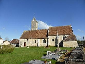 Appenai-sous-Bellême - The church in Appenai-sous-Bellême