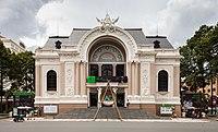 Das Stadttheater in Ho-Chi-Minh-Stadt