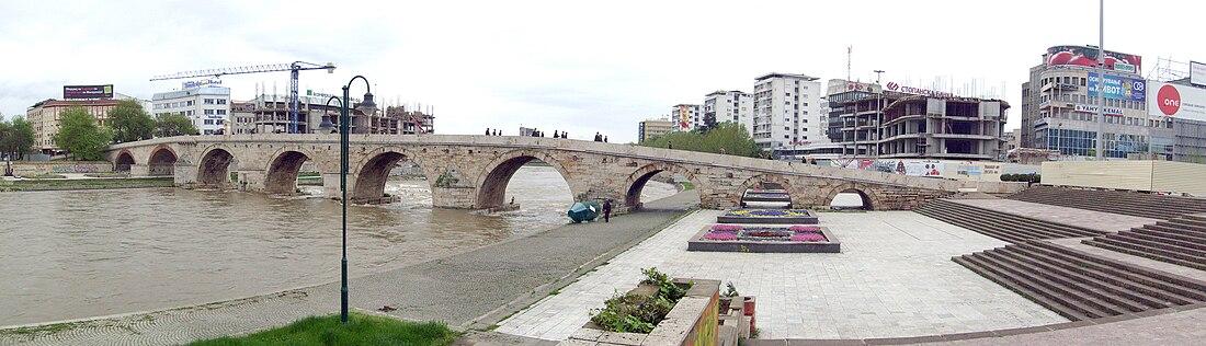 Şehrin en ünlü simgesi: Fatih Sultan Mehmet Köprüsü