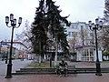 Большая Покровская ул. Памятник Евгению Евстигнееву - panoramio.jpg