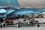 Будни авиагруппы ВКС РФ на аэродроме Хмеймим в Сирии (49).jpg