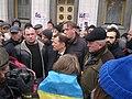 Виступ Олега Ляшка біля Верховної Ради 20140302.jpg