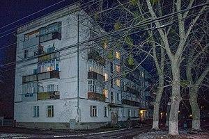 Honcharivske - Image: Гончарівське, Чернігівський район. Житловий будинок