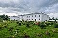Гостиница и библиотека Хутынского монастыря на месте южного корпуса.jpg