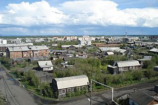 Zyryanka Urban-type settlement in Sakha Republic, Russia
