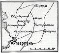 Карта к статье «Гогстратен». Военная энциклопедия Сытина (Санкт-Петербург, 1911-1915).jpg