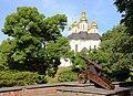 Катерининська церква, вид з Валу.jpg