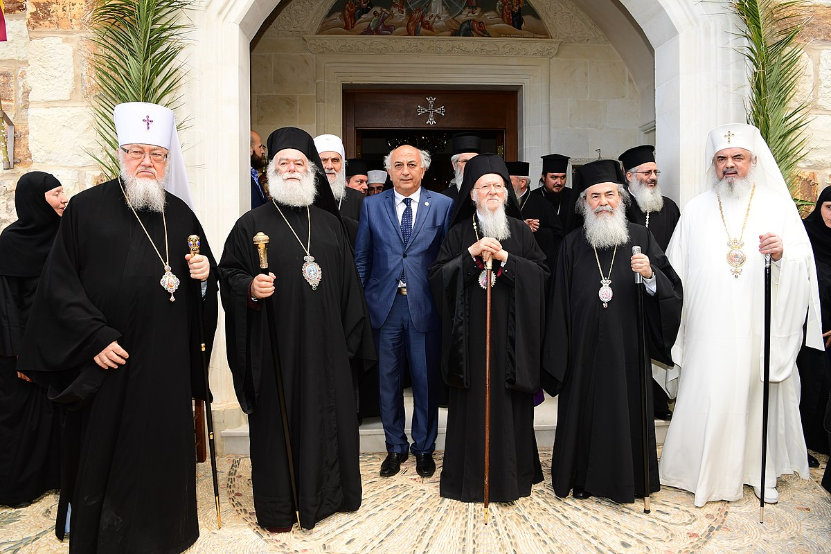 Всеправославный собор — Википедия