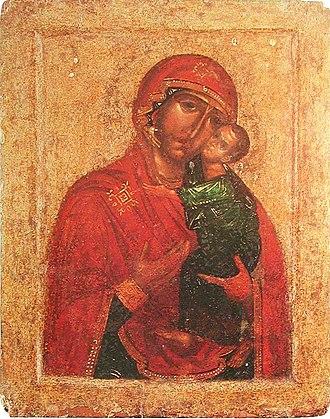 Theotokos of Tolga - Theotokos of Tolga