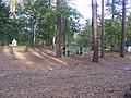 Могила лейтенанта Чайки І.С. в лісі біля с.Берестовець 05.jpg
