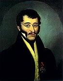 Отец Натальи Николаевны — Н. А. Гончаров. 1810-е годы