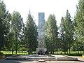 Памятник погибшим воинам во время Великой Отечественной войны - panoramio.jpg