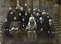 Патриарх Московский и всея Руси Тихон у храма Воскресения Христова в Сокольниках.jpg