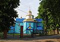 Рівне - Успенська церква DSC 6060.JPG